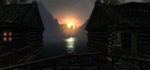 TESV - Riften IV by theWitchofGrich