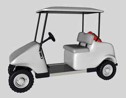 Lil Golf Buggy by TheRolePlayingGame