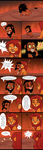 The Lion King final battle -chibi style- by The-PirateQueen