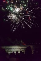 Fire Boom On the Beach 21 by Miss-Tbones