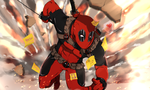 Deadpool - They see me ruuunnin by IFrAgMenTIx
