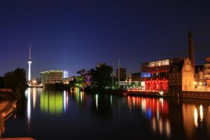 Spree at night by tommy879