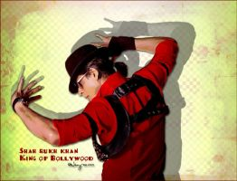 king of dancing in bollywood by midnight-Nany