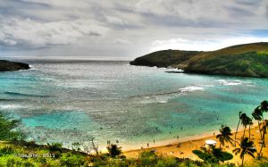 Hanauma Bay x 2 by 1shotaway