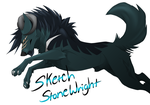 Sketch StoneWright by xKoday