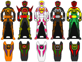 TRIAL - Rider Key Set for ngjovan by Zeltrax987
