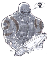 DSC 2014-08-11 Drax The Destroyer by theEyZmaster