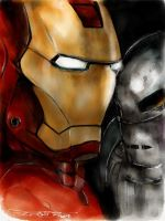 IronMan by acostamt