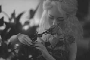 Than smell the roses?_3 by katzzen