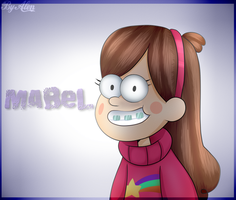 Mabel:3 by AlenD-nyan