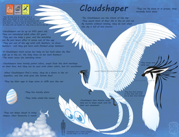 Cloudshaper- Species (Closed atm) by Yechii