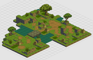 Tiledmap - isometric by TimJonsson