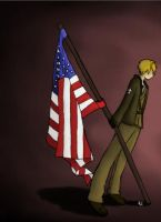 Axis Powers Hetalia: America by KDElive