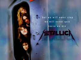 We are MetallicA by ladykuolema
