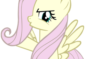 Fluttershy Gets BeeBeeped By You by ThePoneSenpai
