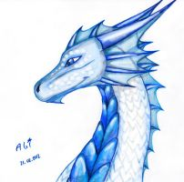 Dragonessa by A-L-I-R-I-E-L