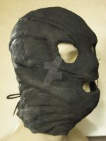 The Collector Mask latex mask side 1 by Fullmoon-rose