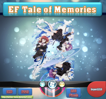 EF Tale of Memories ICO And PNG by bryan1213