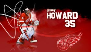 Jimmy Howard - HD WP by madeofglass13