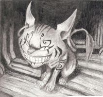 Alice Madness Returns: Cheshire Cat by Miwa-Nagano