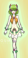GUMI Append by MahouSakuraTenshi
