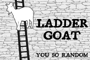 Ladder Goat by pastasauce