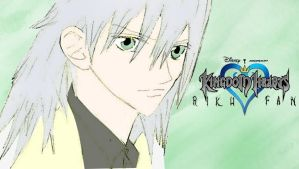 Riku Fan by Loralata