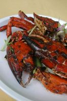 Pepper crab by livzie