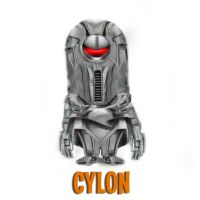 Cylon by memanchi