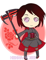 Ruby Rose by Chi-nna