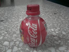 Mini CocaCola Bottle by SilvarEnO