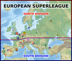 European Superleague by matritum