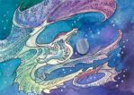 ACEO Dragon 47 by rachaelm5