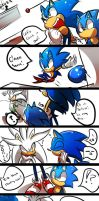 Sonic generations - Meets Silver Boss by Omiza