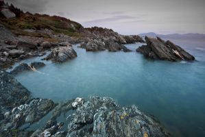 The Coast at Kildonan by crowthius