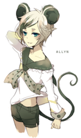 Allyn by RoyalTeaCat