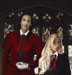 Alucard and Integra Fairbrook Wingates Hellsing by Takma-Ad