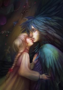 Howl's moving castle by Asano-nee