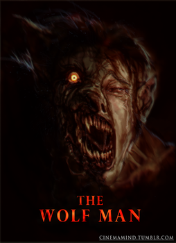 The Wolf Man by cinemamind