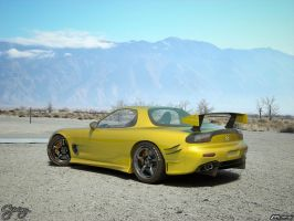 Mazda RX 7 Tuned 10 by cipriany