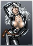 Black Cat II by Candra
