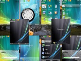 Vista Ultimate for Nokia S40v3 by duckdany