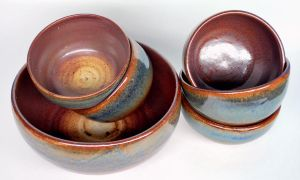 Bowl Set by metranisome