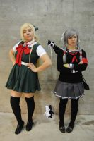 Super Dangan Ronpa 2 - Not friendly at all by YumiAznable
