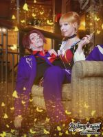 Umineko HANE Cosplay: Liberated Liberators by Redustrial-Ruin