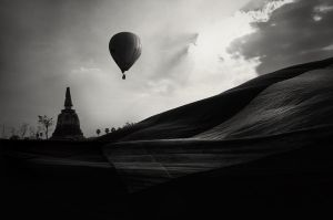 Balloon Festival by johannz