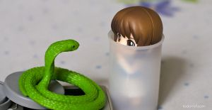S for Snake by Kodomut