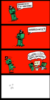 Gentleman Creeper by Boojamon