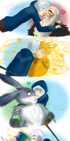 Jack Frost Nippin at yer nose by HezuNeutral
