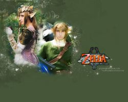 The Legend of Zelda by Lillyxandra